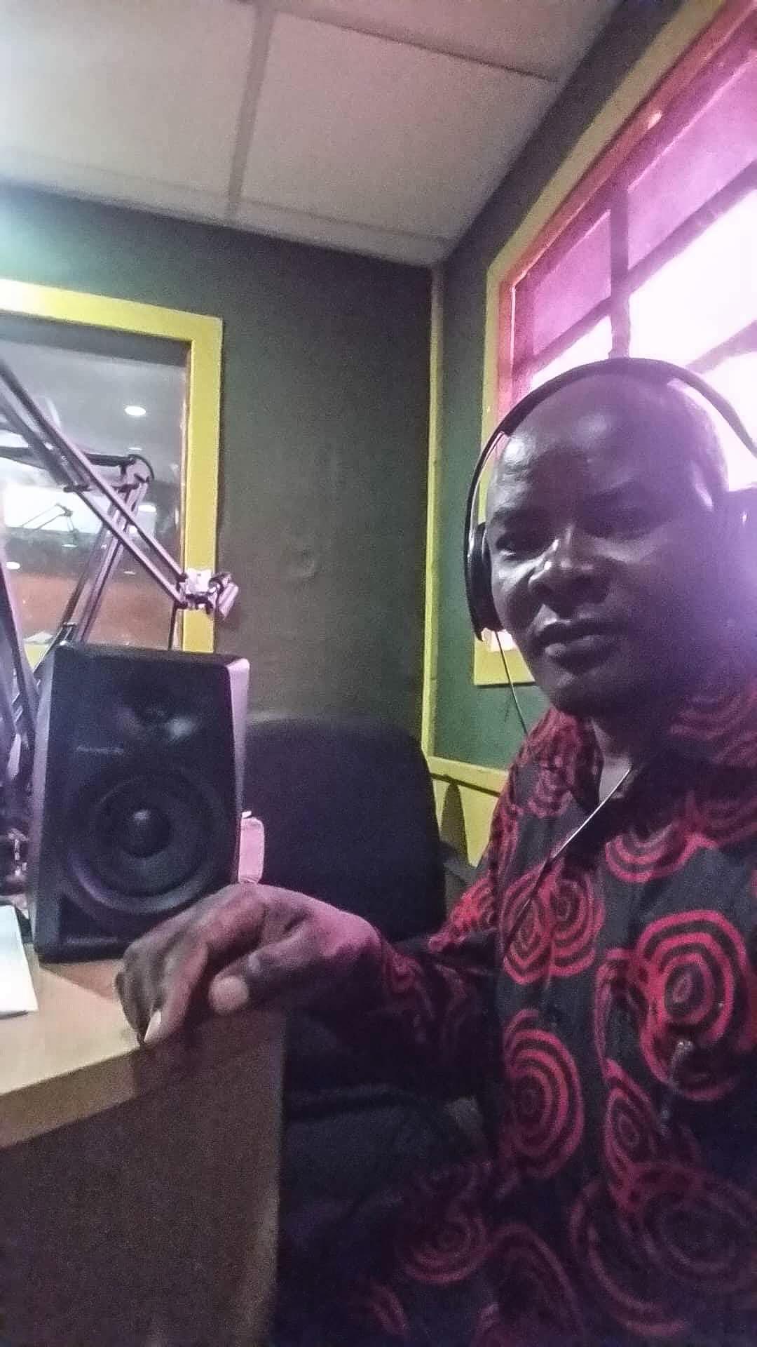 Sammy B-radio ministry