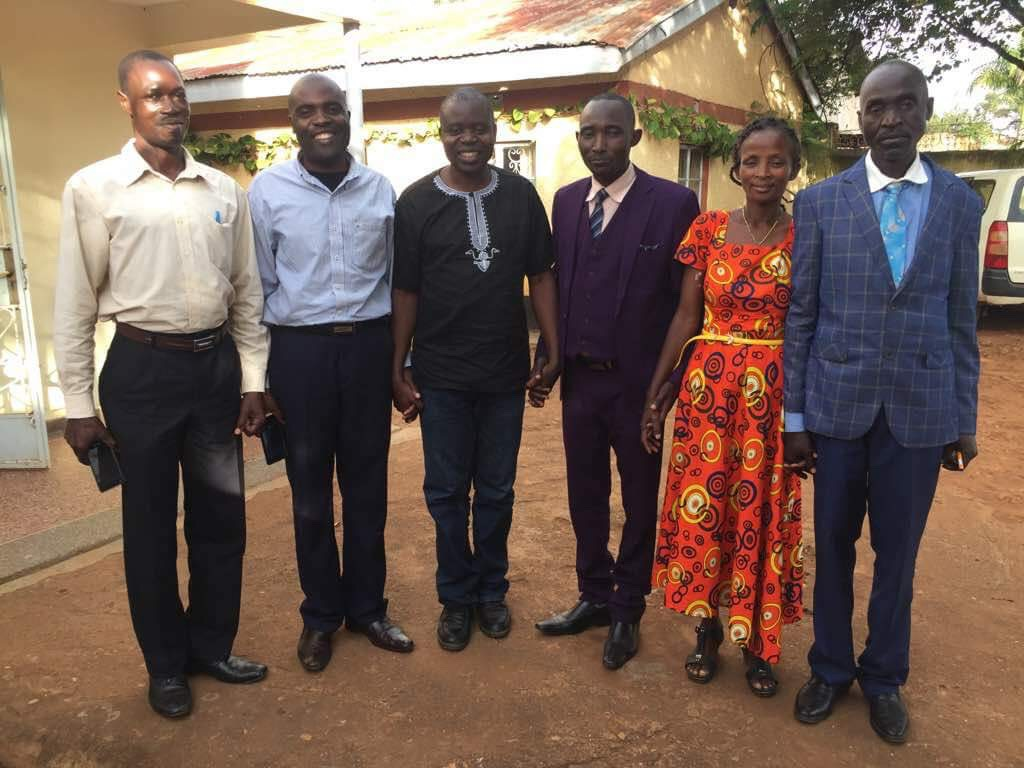 Embu Church members