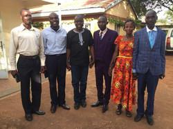 Embu Church members
