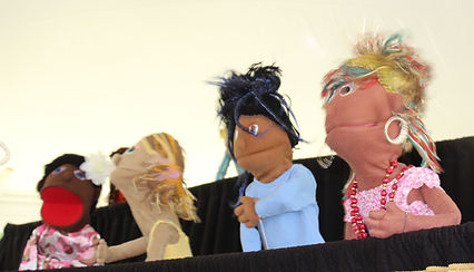 Life Changing Ministries puppets