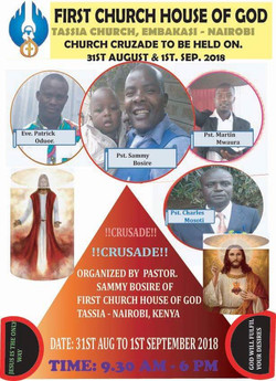 FCHG of Nairobi Crusade