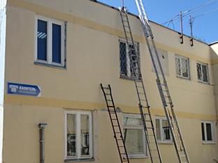Аренда лестниц-стремянок