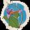 Thumbnail: Stork Robin Hood - Sticker