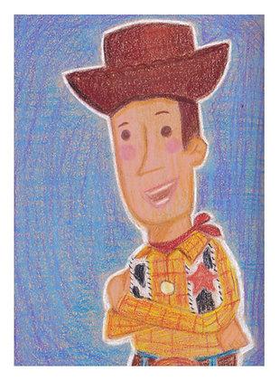 Howdy Howdy Howdy - Print
