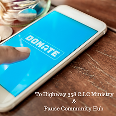 To Highway 358 C.I.C Ministry & Pause Co