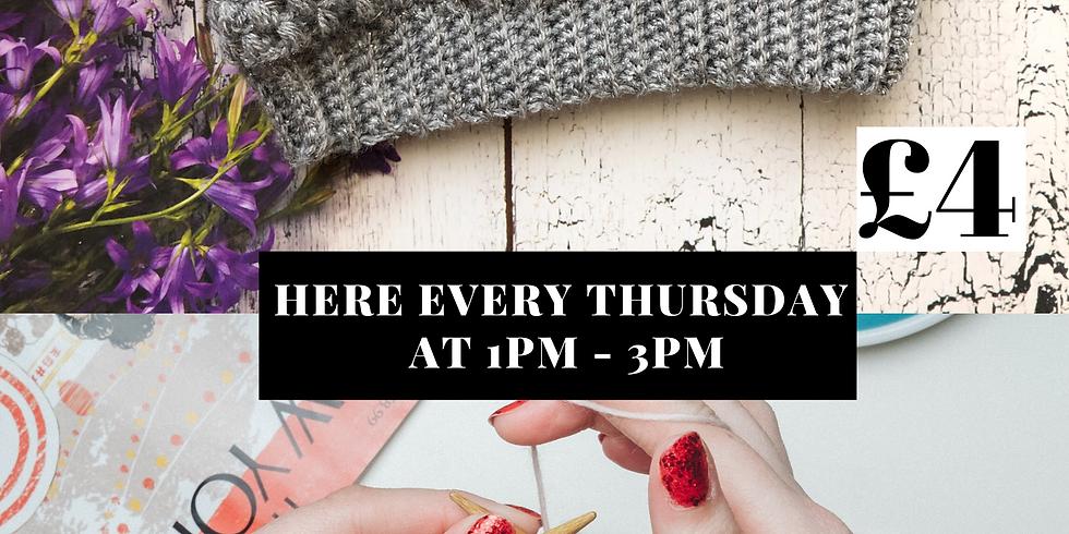 Knitting and Crochet for Ewe         £4 (5)