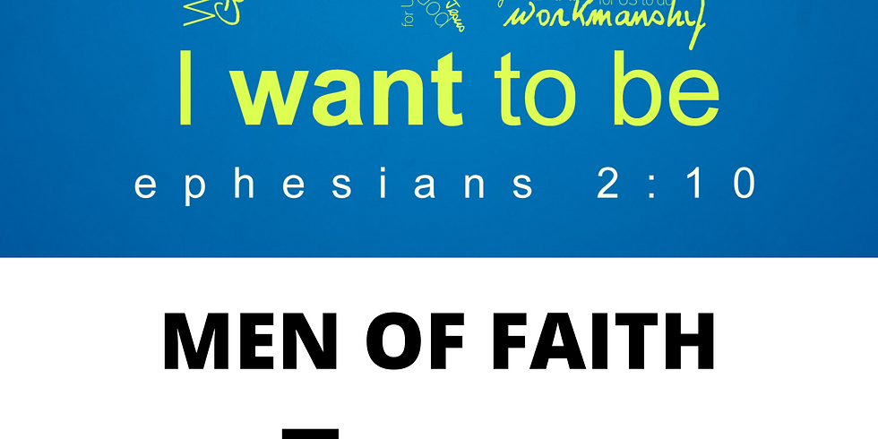 Men of Faith (4)