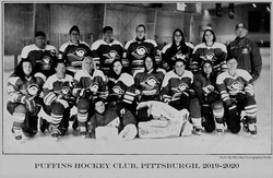 Team photo 2019-2020