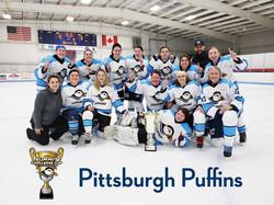 ECWHL 2019-2020 Champions