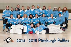 Team Photo 2014-2015