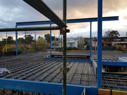 Suspended Slab Steel Fixing