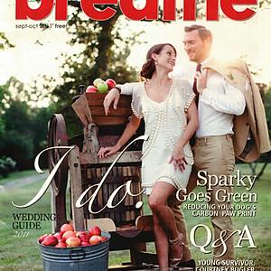 Breathe - Cover Shoot