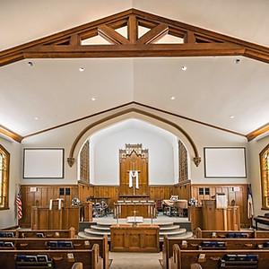 Prebyterian Church - El Dorado