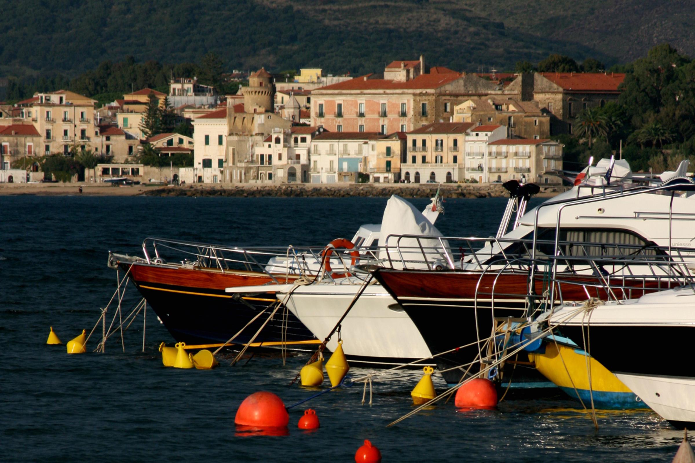 Barche e S.Maria