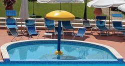 Kid's pool detail