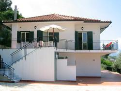 The upper villa