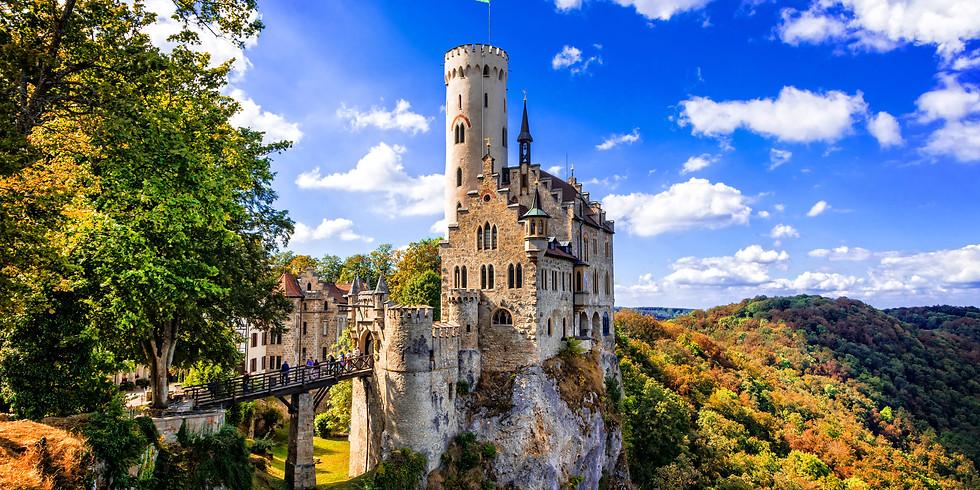 TOPTRAILS REGIONAL: Lichtenstein