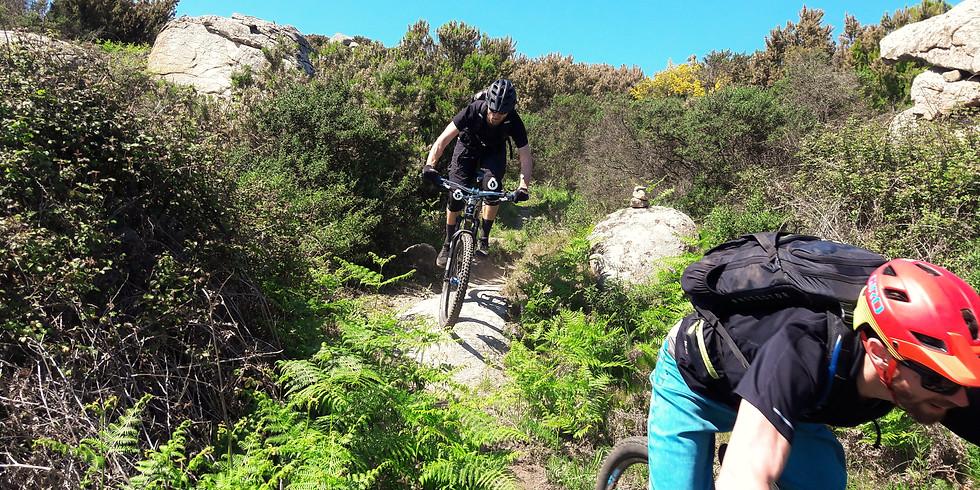 Mountainbike-Camp auf Elba Termin 1