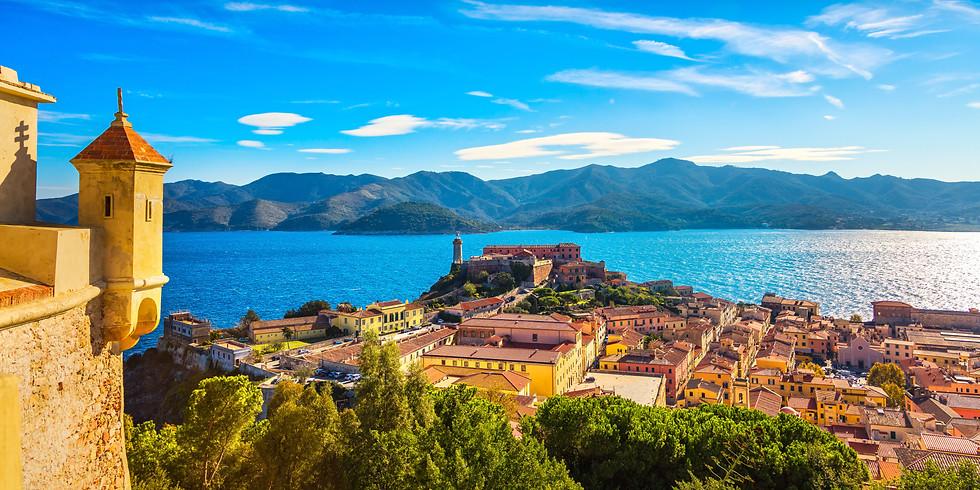 Trails, Yoga & Dolce Vita auf Elba im Spätsommer