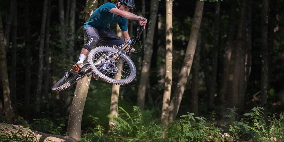 Kurs: Jump & Drop im Bikepark Albstadt (1)