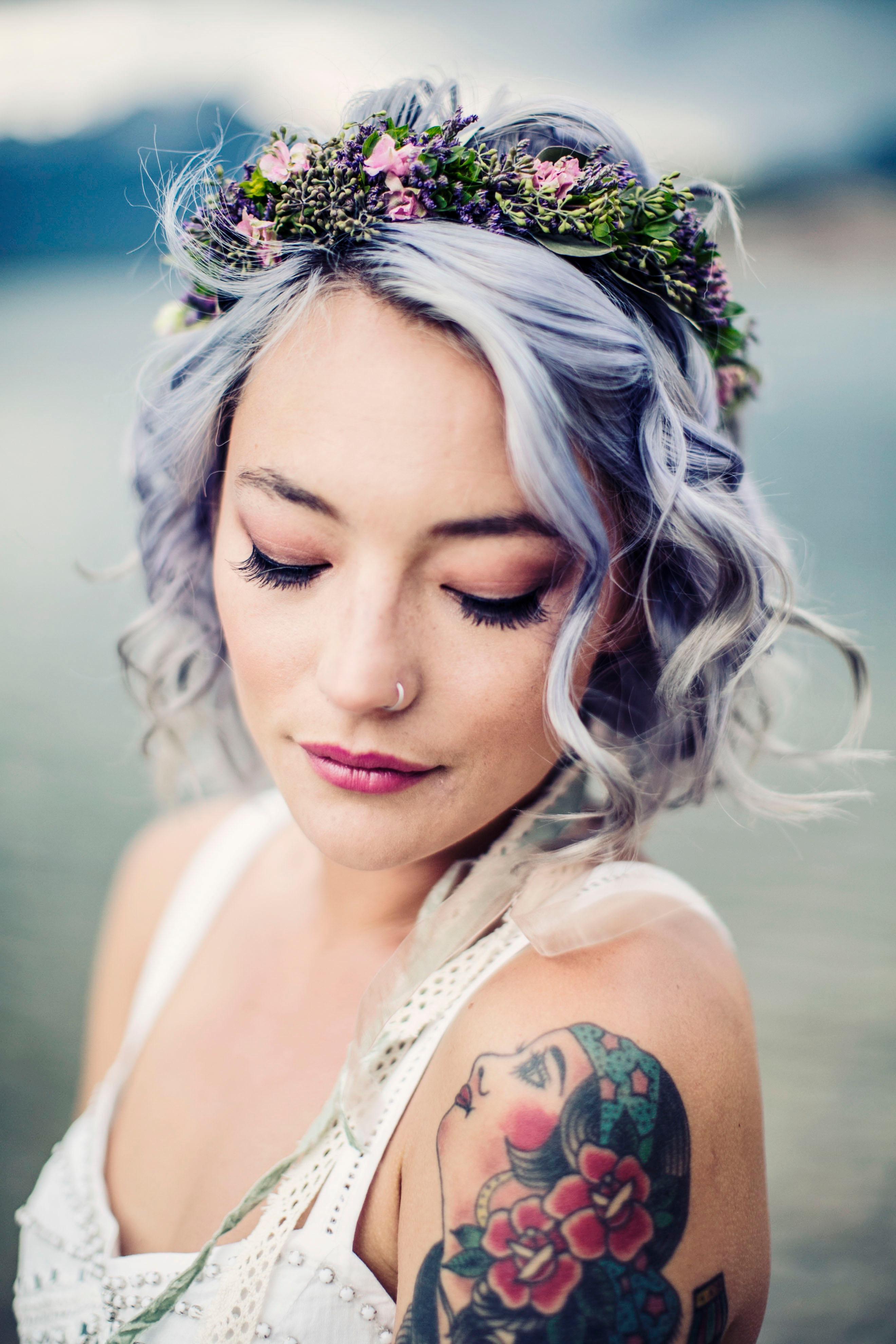 Bridal Makeup Trial Run