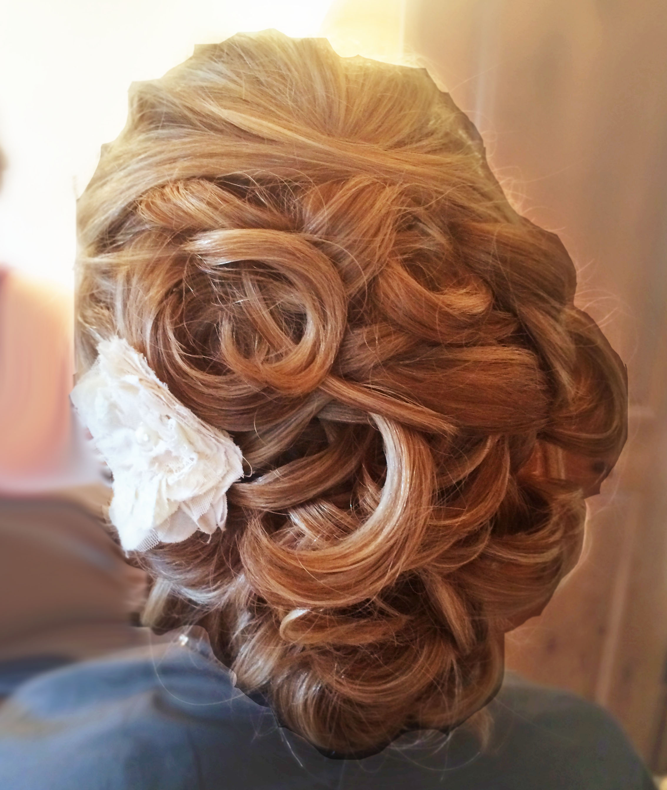 Breckenridge Bridal Hair