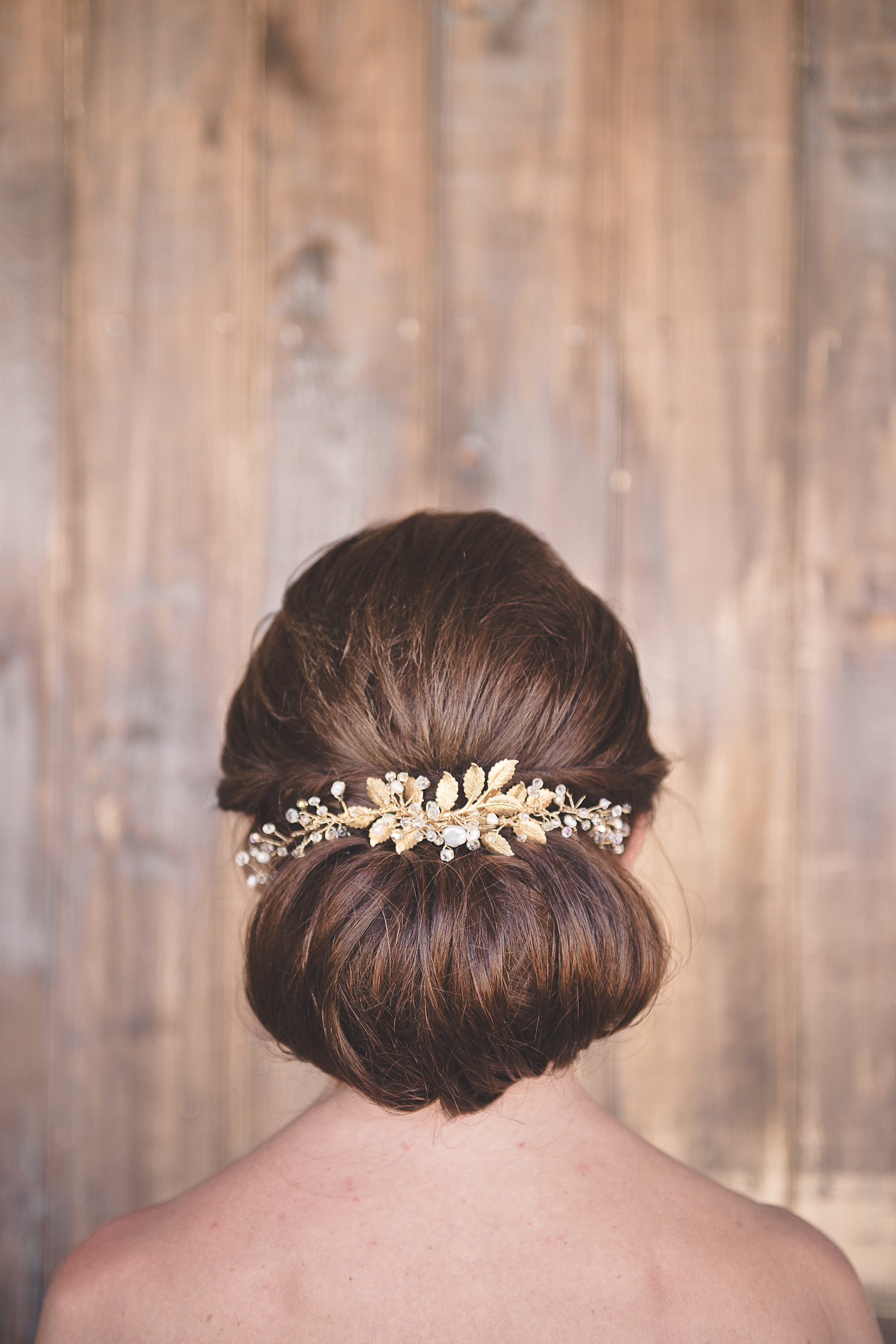 Bridal Hairstyle Breckenridge Salon
