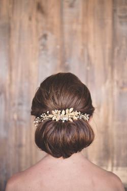 Bridal Hairstyle Whitefish Salon