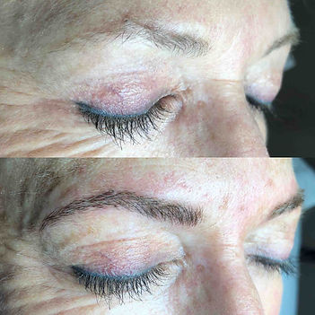 semi permanent 6d eyebrow embroidery