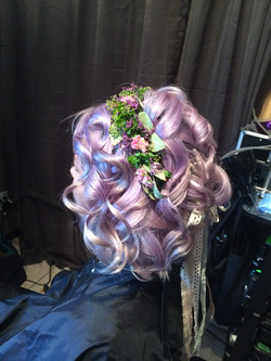 Whitefish Hair Salon Formal Style