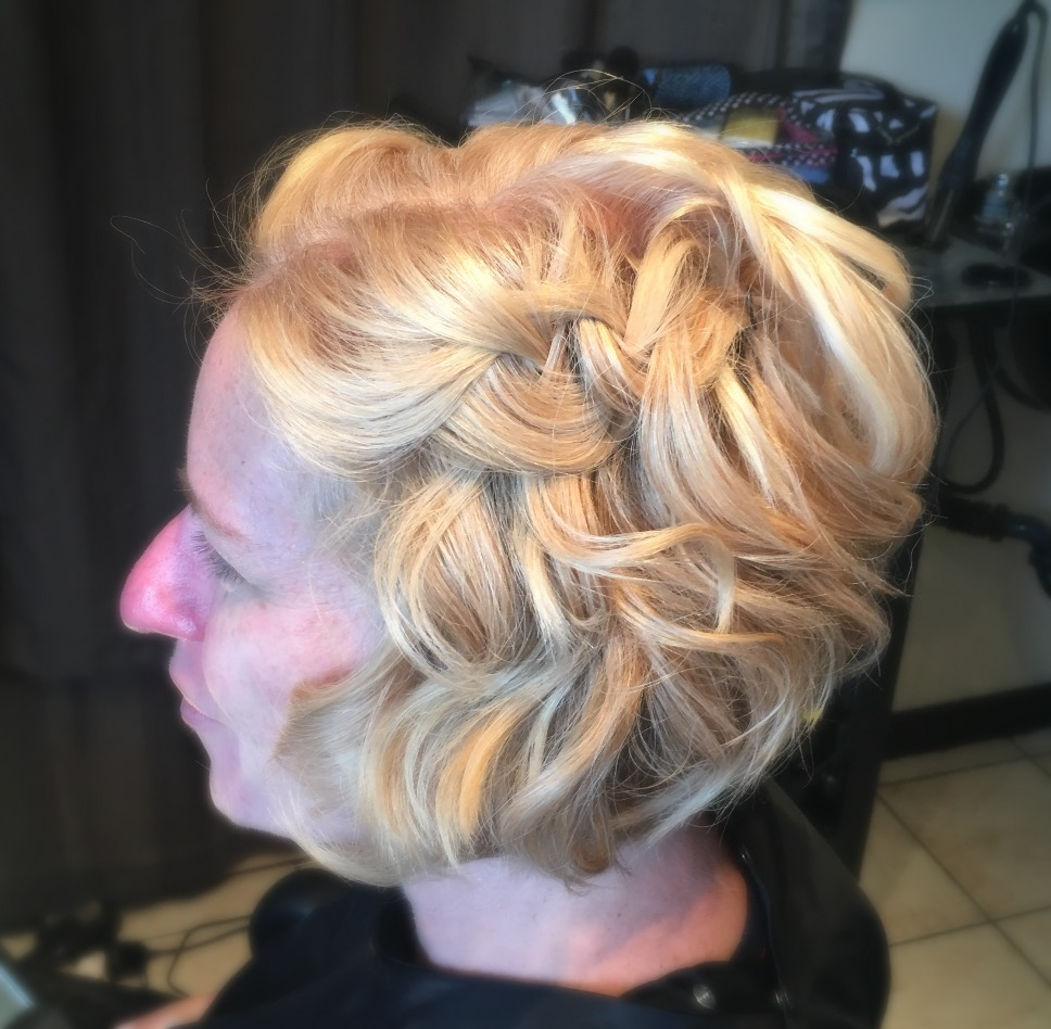Breckenridge Wedding Hair