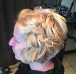 Whitefish Wedding Hair