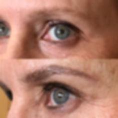 microblading eyebrow waxing permanent makeup spa salon weddings events beauty