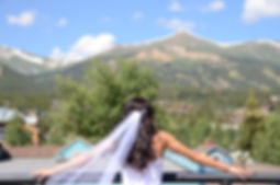 bridal hairstylist, airbrush makeup, wedding hairstyles, breckenridge colorado, salon, weddings