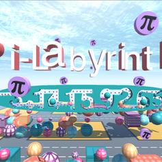 Pi Labyrinth