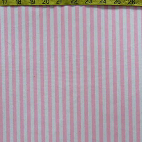PINK & WHITE STRIPE