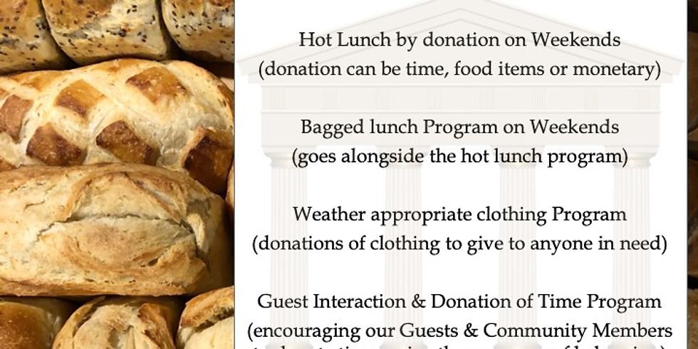 Let's Eat Lunch Program