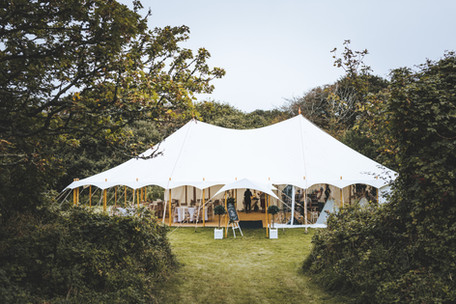 Perfect Spot for a Marquee Wedding