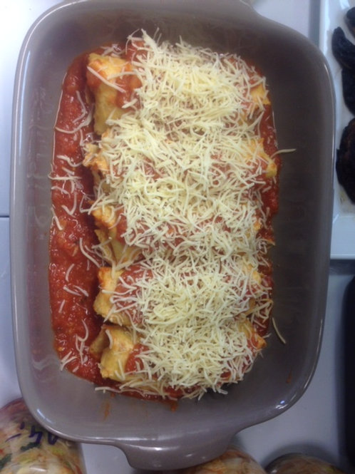 Mexican Chicken Enchiladas