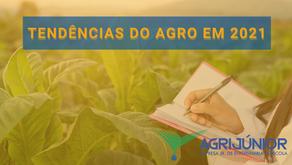 Quais as tendências do Agronegócio em 2021?