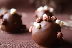 Cookies N Creme Cake Truffles