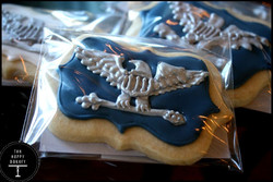 Colonel Promotion Cookies