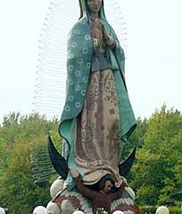 La Virgen de Guadalupe en Ohio