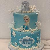 Elsa 2 Tier