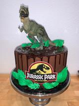 Jurassic Park rip Cake.JPG