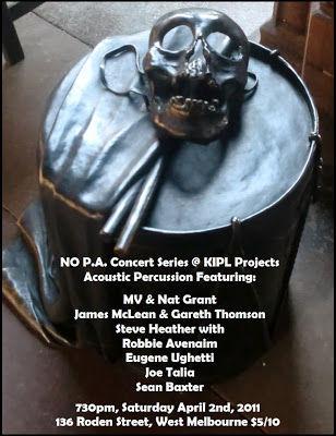 no pa percussion concert flyer 20110402