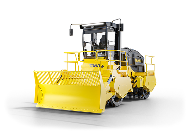 TANA H Series landfill compactor_cropped