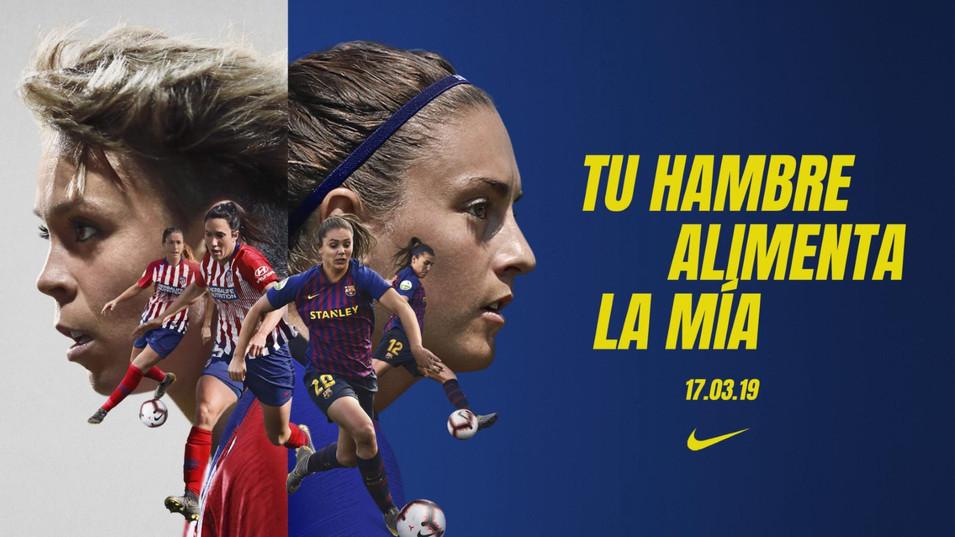 Nike FCBvsATM