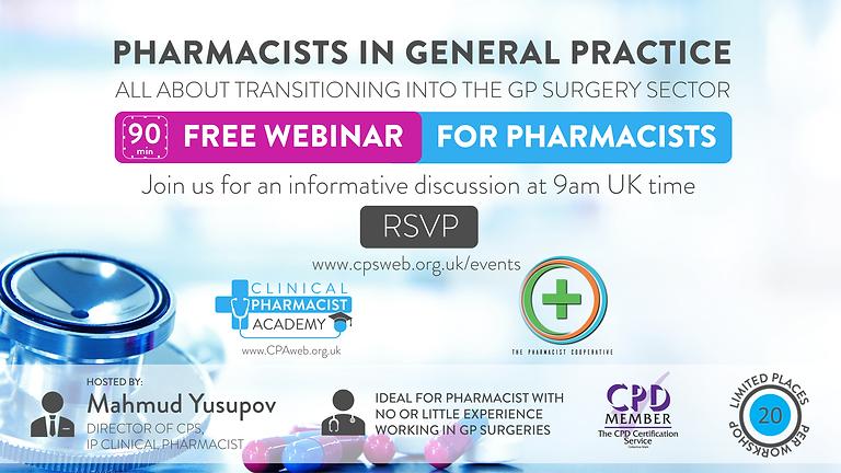 Pharmacists in General Practice