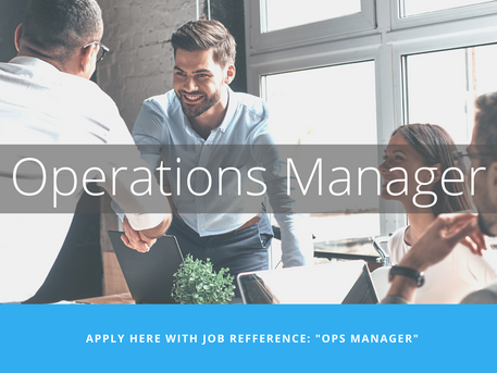 [CLOSED] Operations Manager